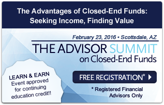 CEF Advisor Summit